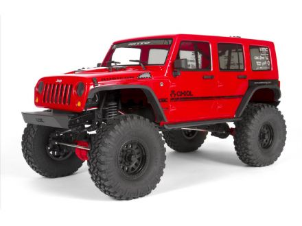 Axial AX90060 SCX10 II 2017 Jeep Wrangler Unlimited CRC 1/10th RTR